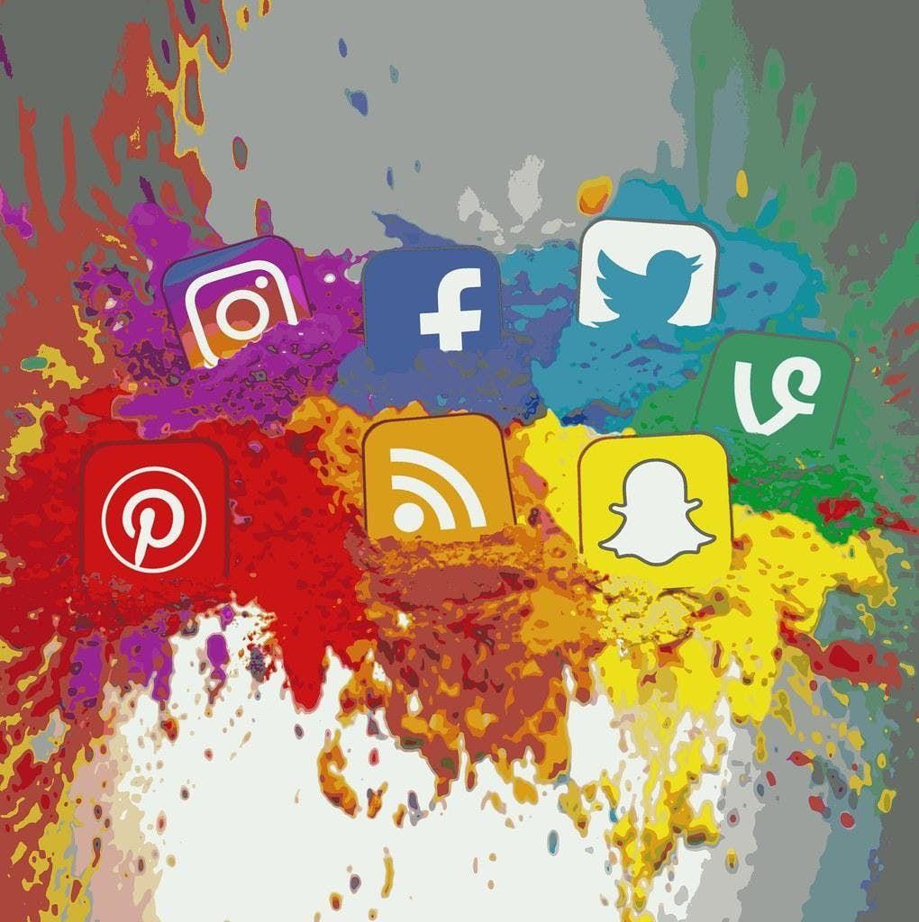 October LLL seminar - SOCIAL MEDIA & UTILIZING YOUR WEBSITE