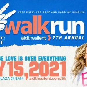 Aid The Silent 7th Annual 5k WalkRun