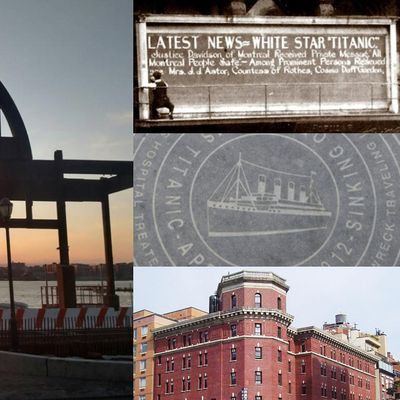 Exploring New Yorks Titanic Connections