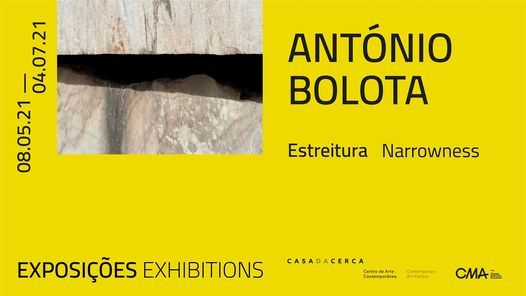 "Exposição   António Bolota  - ""Estreitura""   Event in Almada   AllEvents.in"