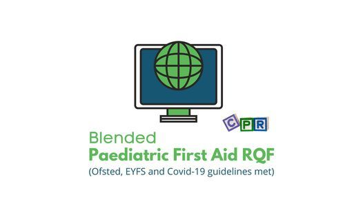 Blended Paediatric First Aid (Level 3 12HR), 15 May | Event in Ely | AllEvents.in