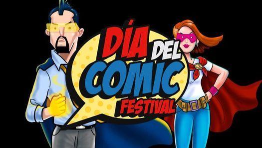 Día del Cómic Festival 2021, 17 December   Event in Rimac   AllEvents.in