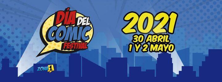 Día del Cómic Festival 2021, 30 April | Event in Rimac | AllEvents.in