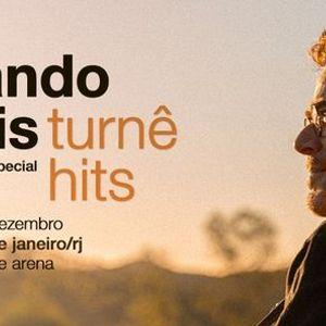 Nando Reis no Rio de JaneiroRJ - Jeunesse Arena - 051220