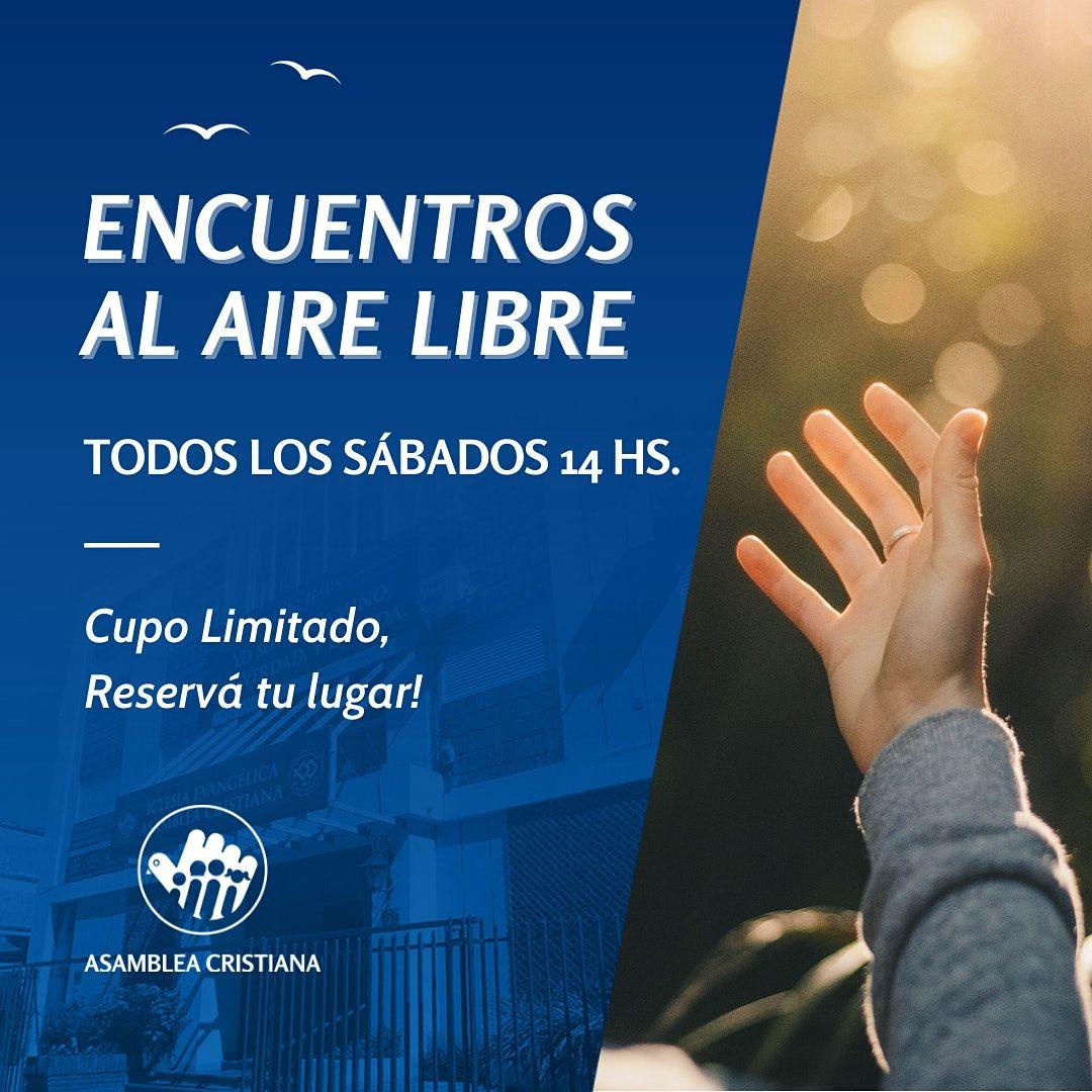 Encuentro al Aire Libre   Event in Buenos Aires   AllEvents.in