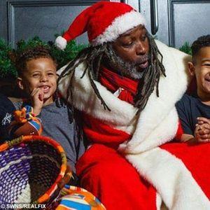 A Very Reggae Christmas with Rasta Claus Grotto