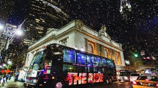 The Ride - An Interactive NYC Bus Tour Unlike Any Other, 14 May | Event in York | AllEvents.in