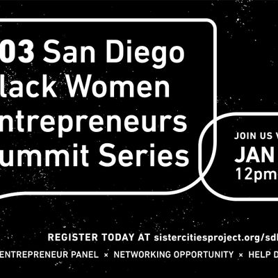 San Diego Black Women Entrepreneurs Summit Series (3 of 4)