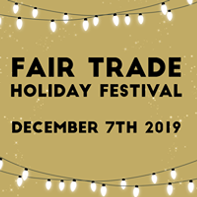 Fair Trade Holiday Festival