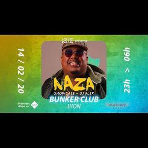 Naza (Showcase)- Bunker Club - Lyon 14.02.2020