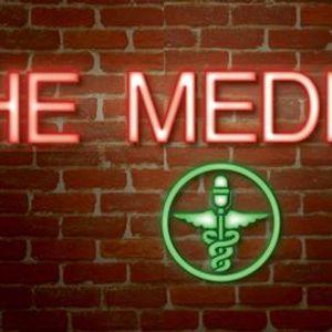The Medicine Stand-Up - September