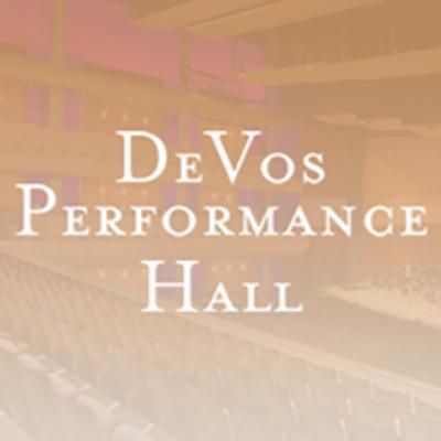 DeVos Performance Hall