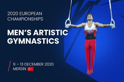 2020 Men's Artistic Gymnastics Europeans - Mersin (TUR), 9 December | Event in Baku | AllEvents.in