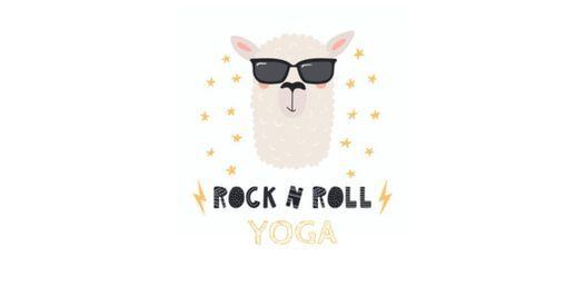 Rock n Roll Yoga