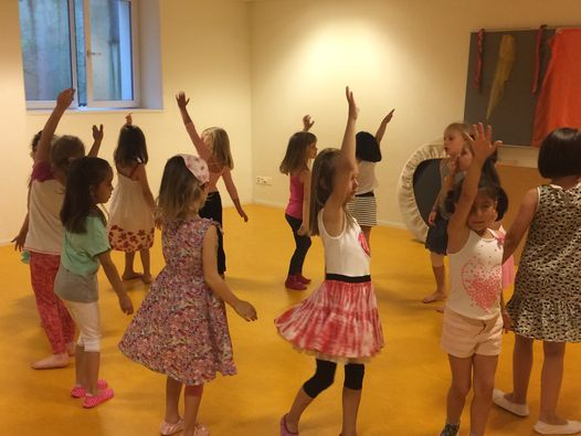 Kids-Fit Kreativer Kindertanz | Event in Lustenau | AllEvents.in
