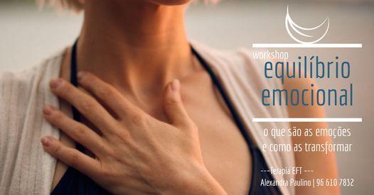 Workshop Equilbrio Emocional - online