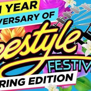 Freestyle Festival ft. Taylor Dayne Lisa Lisa Jody Watley etc.