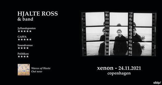 Hjalte Ross | Xenon, 13 March | Event in Copenhagen  | AllEvents.in