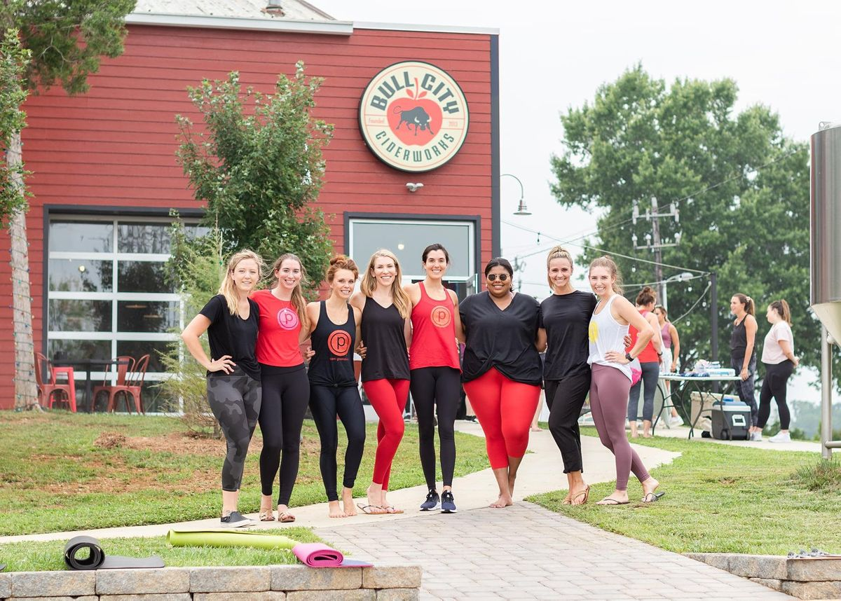 Free Pop Up Pure Barre Class at Oden Brewing, 16 October | Event in Greensboro | AllEvents.in