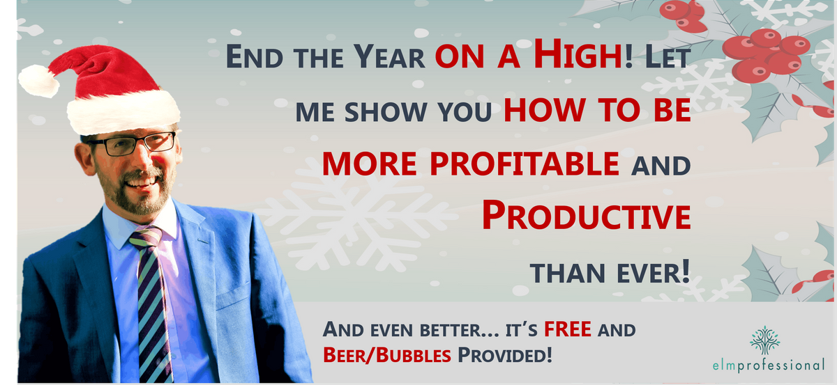Inner East Xmas Special- End your year with a Business Breakthrough
