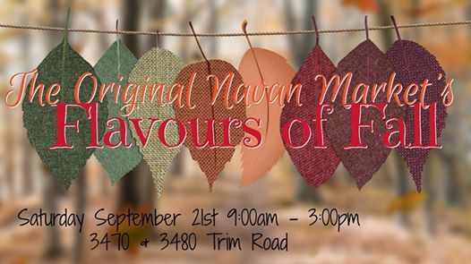 Flavours of Fall Market