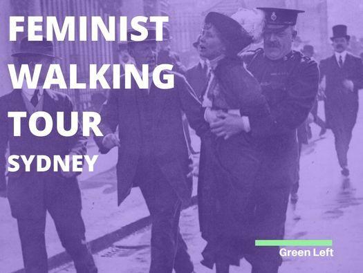 Feminist Walking Tour, 7 November | Event in Sydney | AllEvents.in