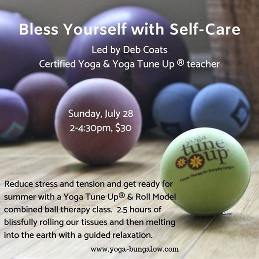 Bless Yourself with Self-Care at Yoga Bungalow, San Juan Capistrano