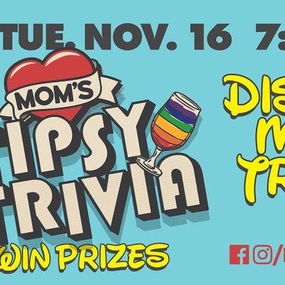 Disney Movie Trivia Night at Moms Kitchen
