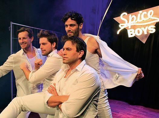 SPICE BOYS Die 90er Boygroup Komdie mit Stratmanns & Co.
