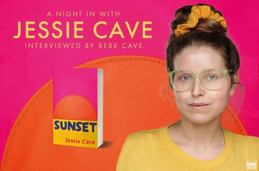 A Night in with Jessie Cave, 25 June | Event in Ipswich | AllEvents.in