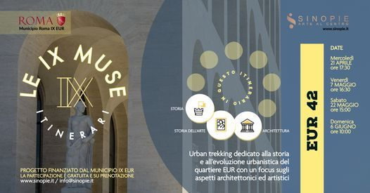 LE IX MUSE: EUR 42, 7 May | Event in Rome | AllEvents.in