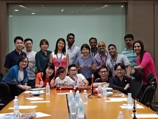 Check out The Frontier Toastmasters Monthly Chapter Meeting, 15 December | Event in Jurong | AllEvents.in