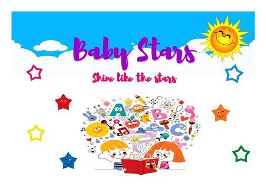 Baby Stars Sensory for 0-2 years
