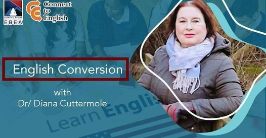 English Conversation, 20 April   Event in Helwan   AllEvents.in