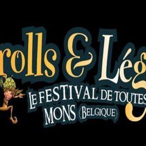 Festival Trolls et Lgendes  Mons