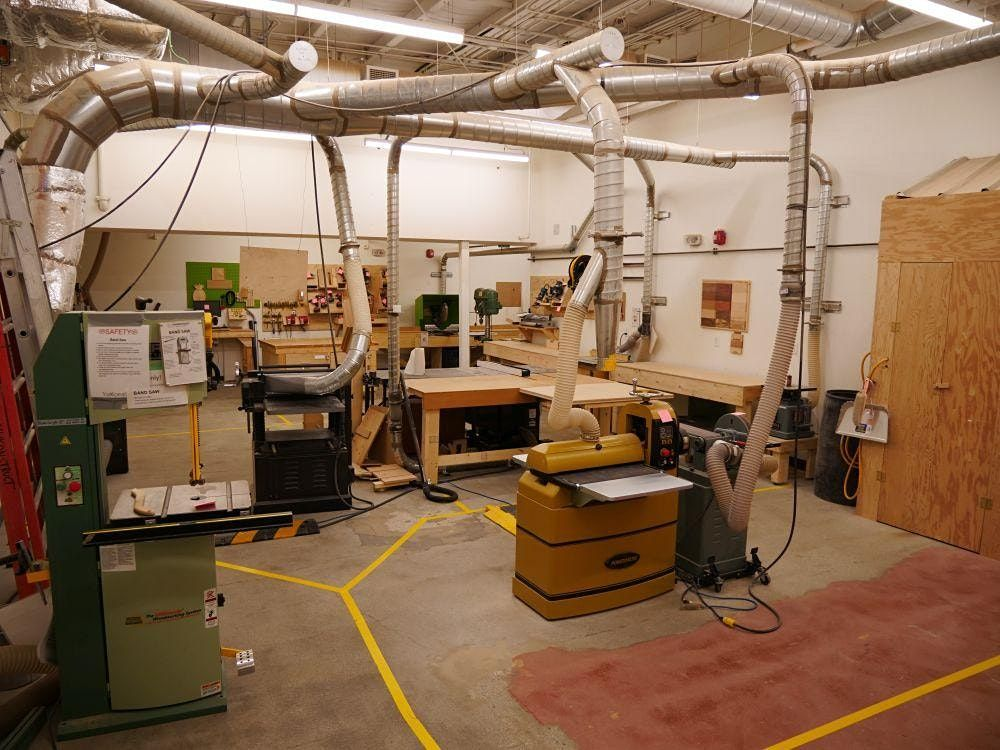Woodshop Orientation, 9 March | Event in Whitehorse | AllEvents.in