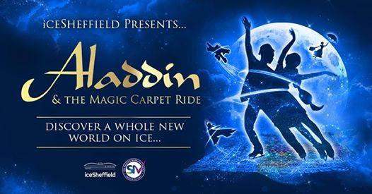 Aladdin & the Magic Carpet Ride