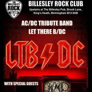 Let There BDC (ACDC Tribute)  support from WMD - Entry 10 on the door