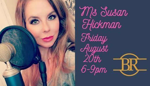 Ms Susan Hickman Full Band, 20 August   Event in Cypress   AllEvents.in
