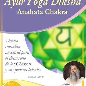 Ayur Yoga Diksha  Anahata Chakra