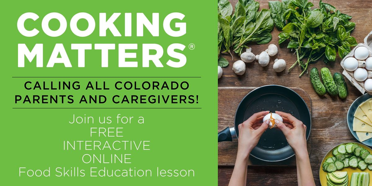Persuading Picky Eaters | Online Event | AllEvents.in
