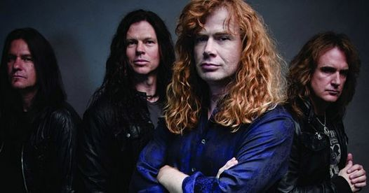 Megadeth Bristow, 16 July | Event in Bristow | AllEvents.in