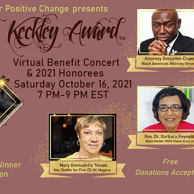 The Elizabeth Keckley Awards & Concert