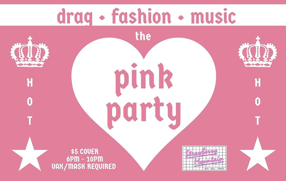 The Pink Party   Event in Denver   AllEvents.in