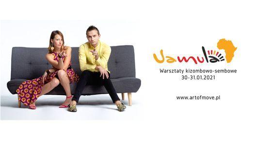 Vamula warsztaty kizombowo-sembowe // 30-31.01 Art of Move, 30 January | Event in Poznan | AllEvents.in