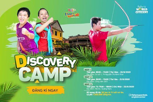 Discovery Camp - Tri Khm Ph