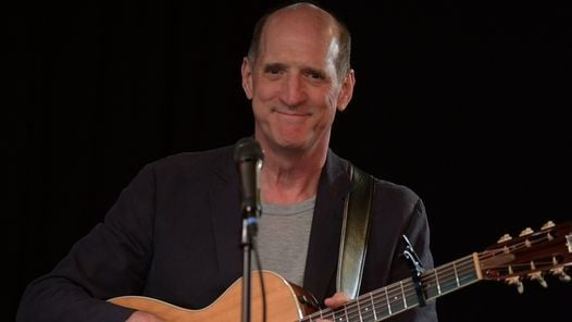 """""""How Sweet It Is"""" - Steve Leslie Sings the Music of James Taylor, 14 August 