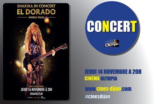 Shakira - El Dorado Tour