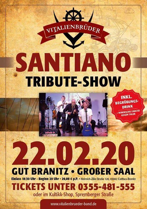 Vitalienbrder Santiano Tribute-Show