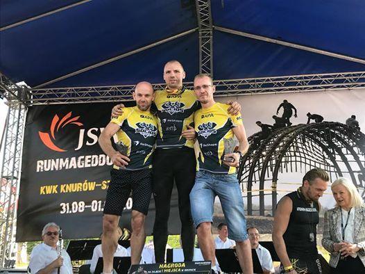 Socios Silesia na Mistrzostwach Polski Runmageddonu (FINA RMG)